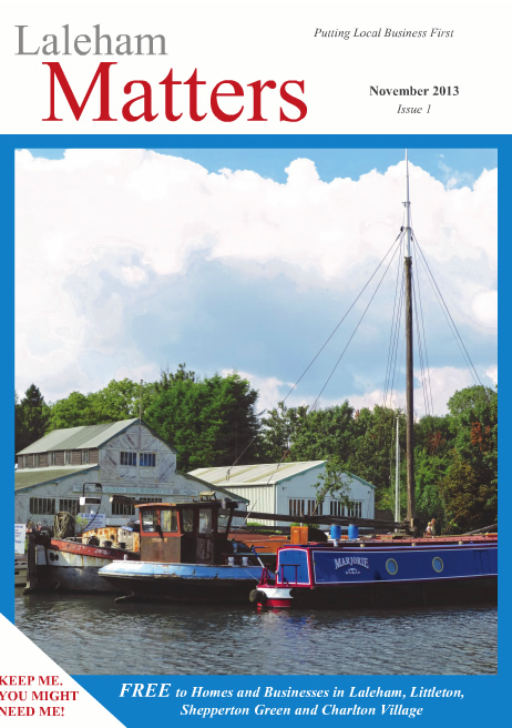 Laleham Matters Issue 1