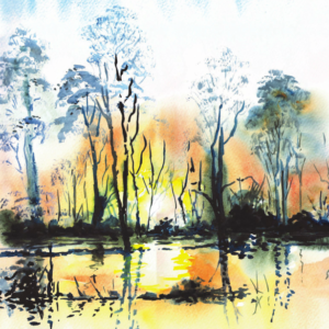 sunbury-flood-painting